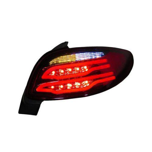 چراغ خطر اسپرت پژو 206 طرح S500