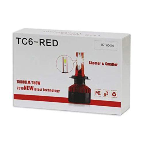 هدلایت دو طرفه TC6-Red 150 وات 15000 لومنس